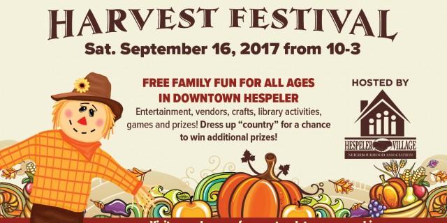 2017 Hespeler Harvest Festival